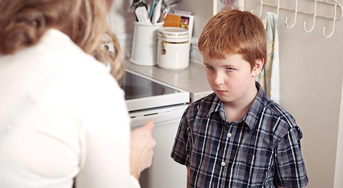 有可能很好地惩罚您的孩子吗?